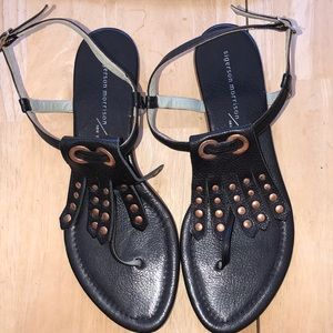 SIGERSON MORRISON Studded Sandals MADE IN ITALY